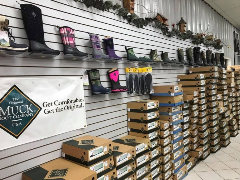 Muck Boots Retailers